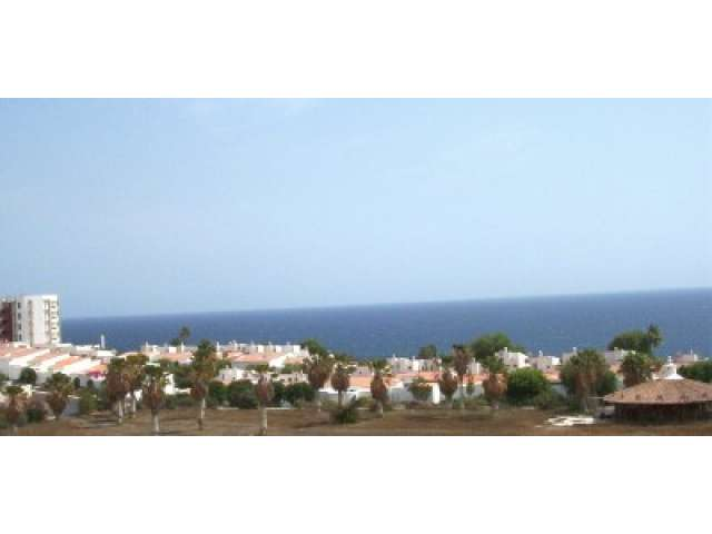 View from Balcony - Terrazas de la Paz, Golf del Sur, Tenerife
